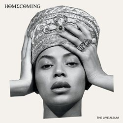CD HOMECOMING: THE LIVE - Beyoncé (2019)