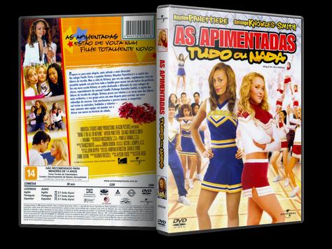 Capa DVD As Apimentadas - Tudo ou Nada