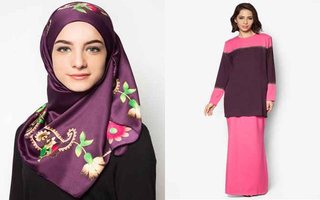 Aleena Tudung Pelengkap Gaya Hijabista, hijab, shawl, tudung