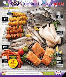 Catalogue Cora 14 au 24 Juin 2017