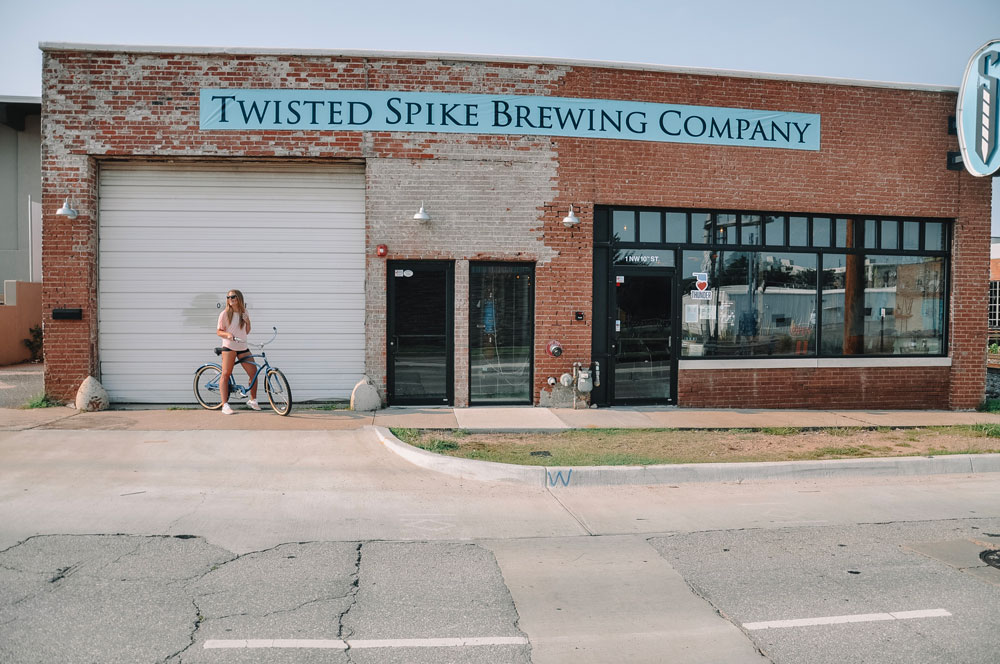 twisted spike brewing okc