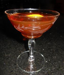 fernet branca rye cocktail