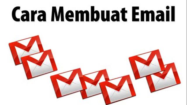 Ikuti Cara Membuat Email Melalui 2 Situs Penyedia Email Gratisan