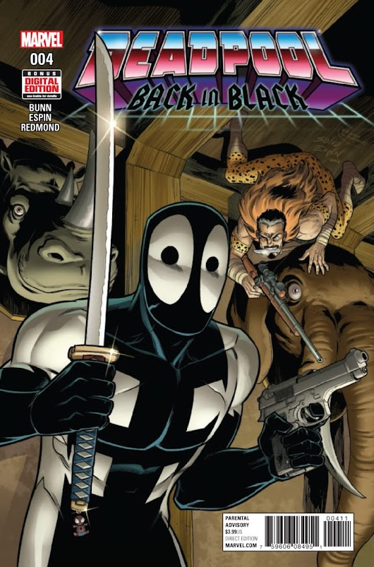 Deadpool: Back in Black #4 Preview