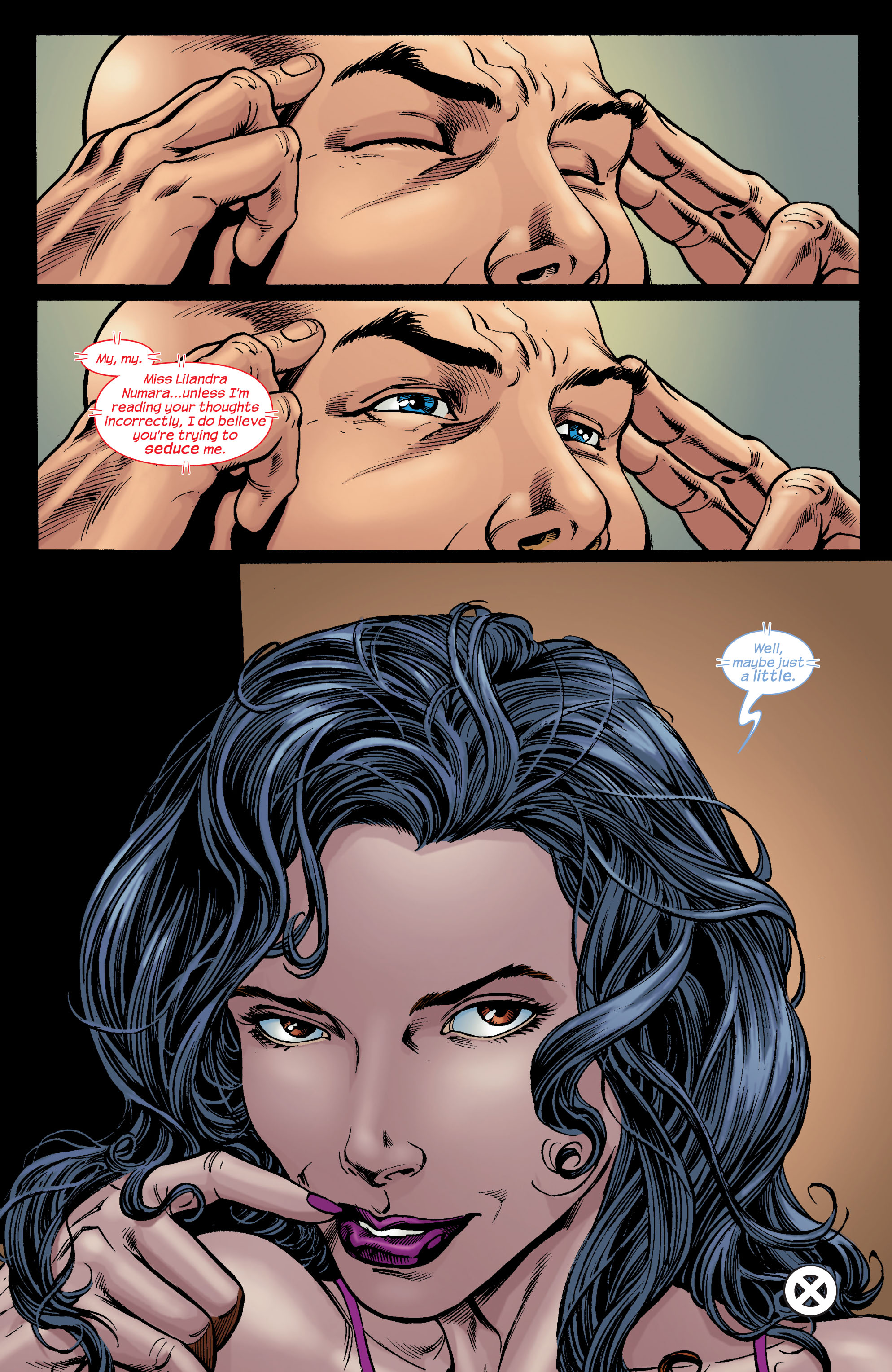 Read online Ultimate X-Men comic -  Issue #74 - 22