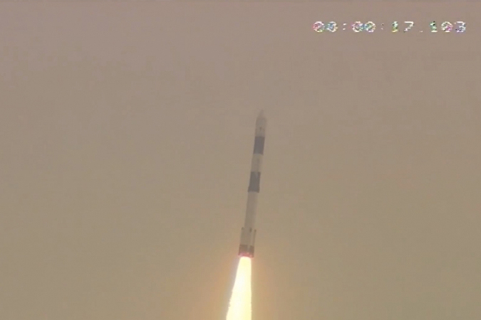 Penelitian ISRO Launched its Latest Earth Observation Satellite HysIS