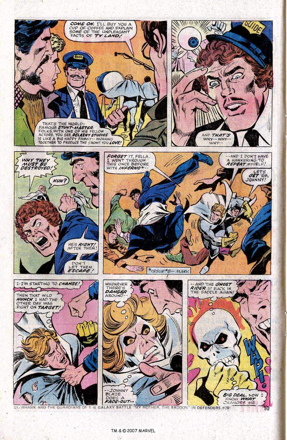 Ghost Rider (1973) Issue #14 #14 - English 12