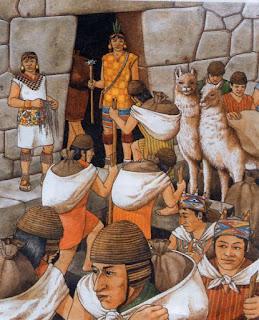 Reciprocidad Simétrica Inca