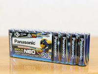 パナソニック EVOLTA NEO 単3形アルカリ乾電池 20本パック LR6NJ/20SW