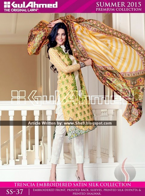 Trencia Satin Silk Suits