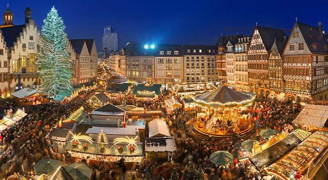 Εικόνες από το Χριστουγεννιάτικο Μόναχο (βίντεο)