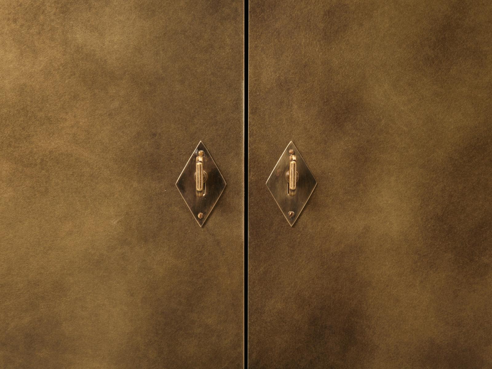 Metal Textured Furniture