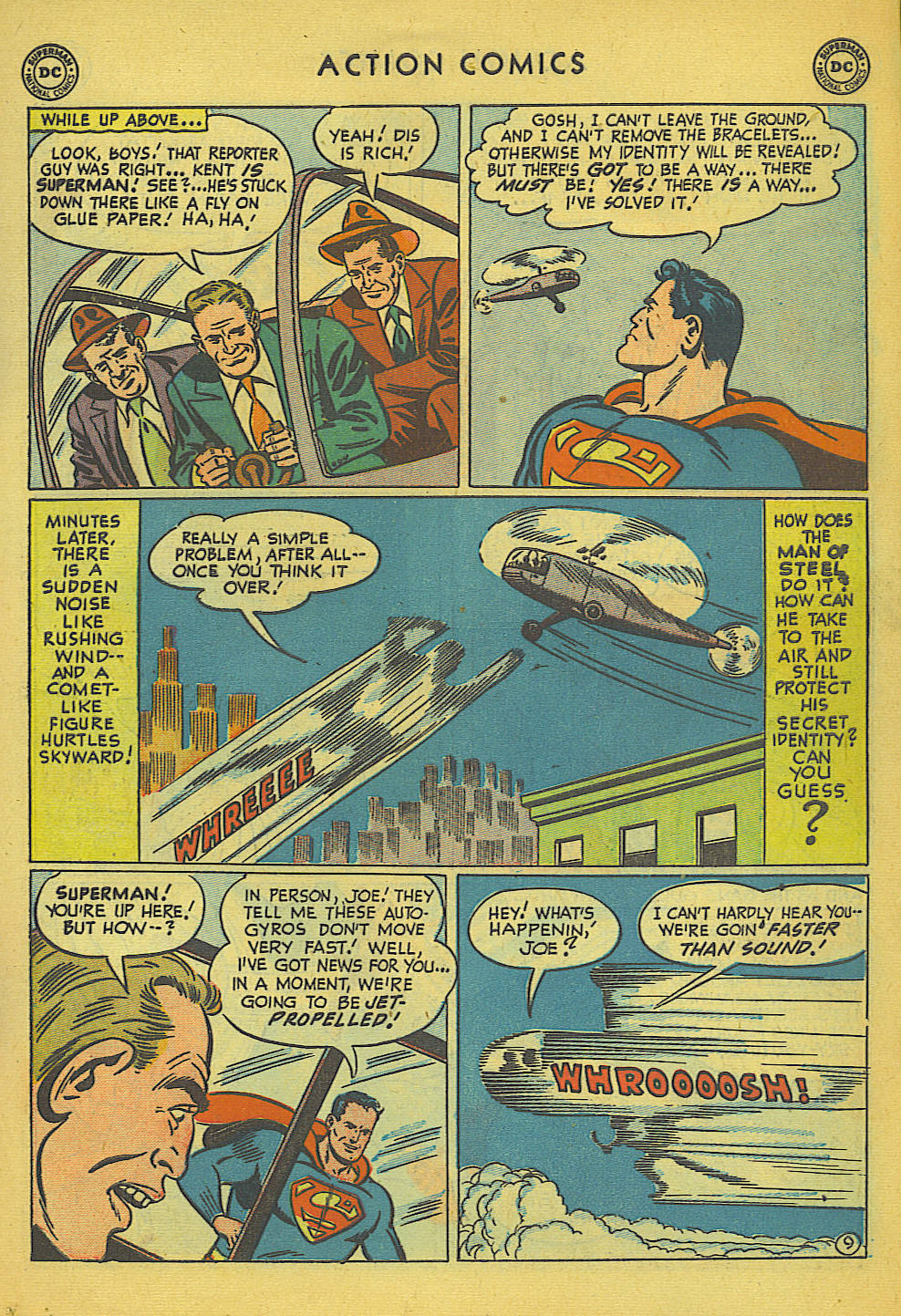 Read online Action Comics (1938) comic -  Issue #157 - 10