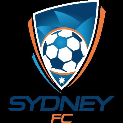 Logo Klub Sepakbola Sydney FC PNG