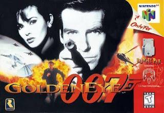 Golden Eye 007 ( BR ) [ N64 ]