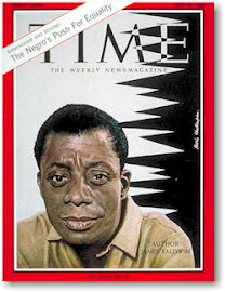 GAY ICON: James Baldwin