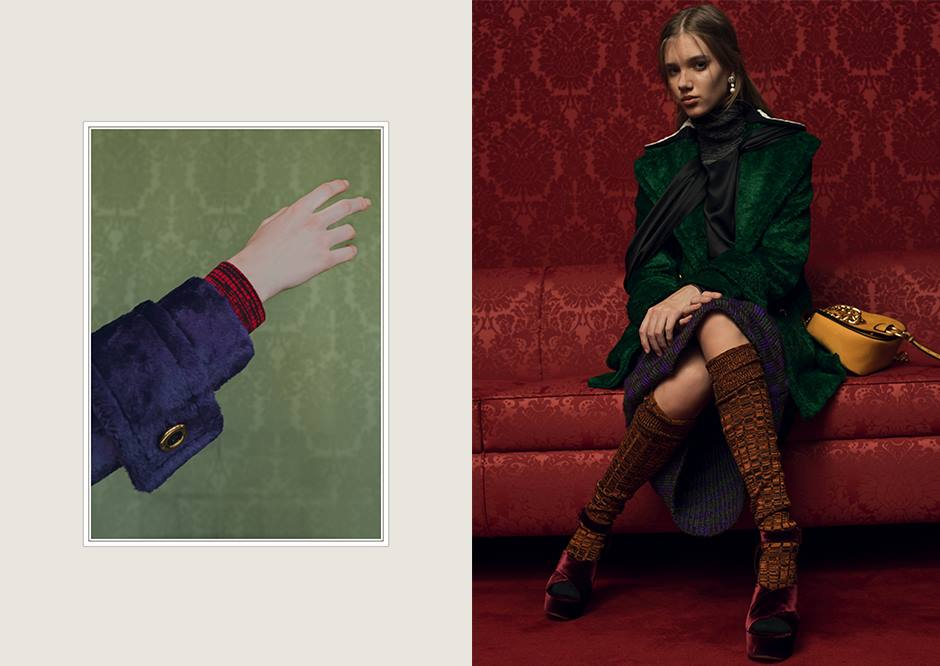 Miu Miu Autumn 2016 Lookbook by Coco Capitan