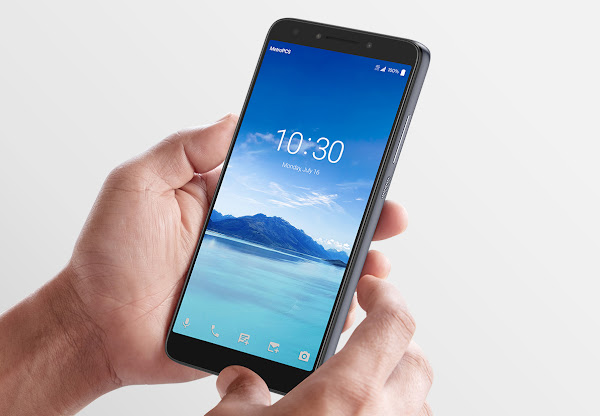 Alcatel 7 officially design