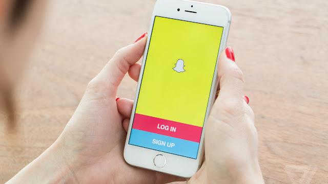 Cara Menggunakan Aplikasi Snapchat di HP Android