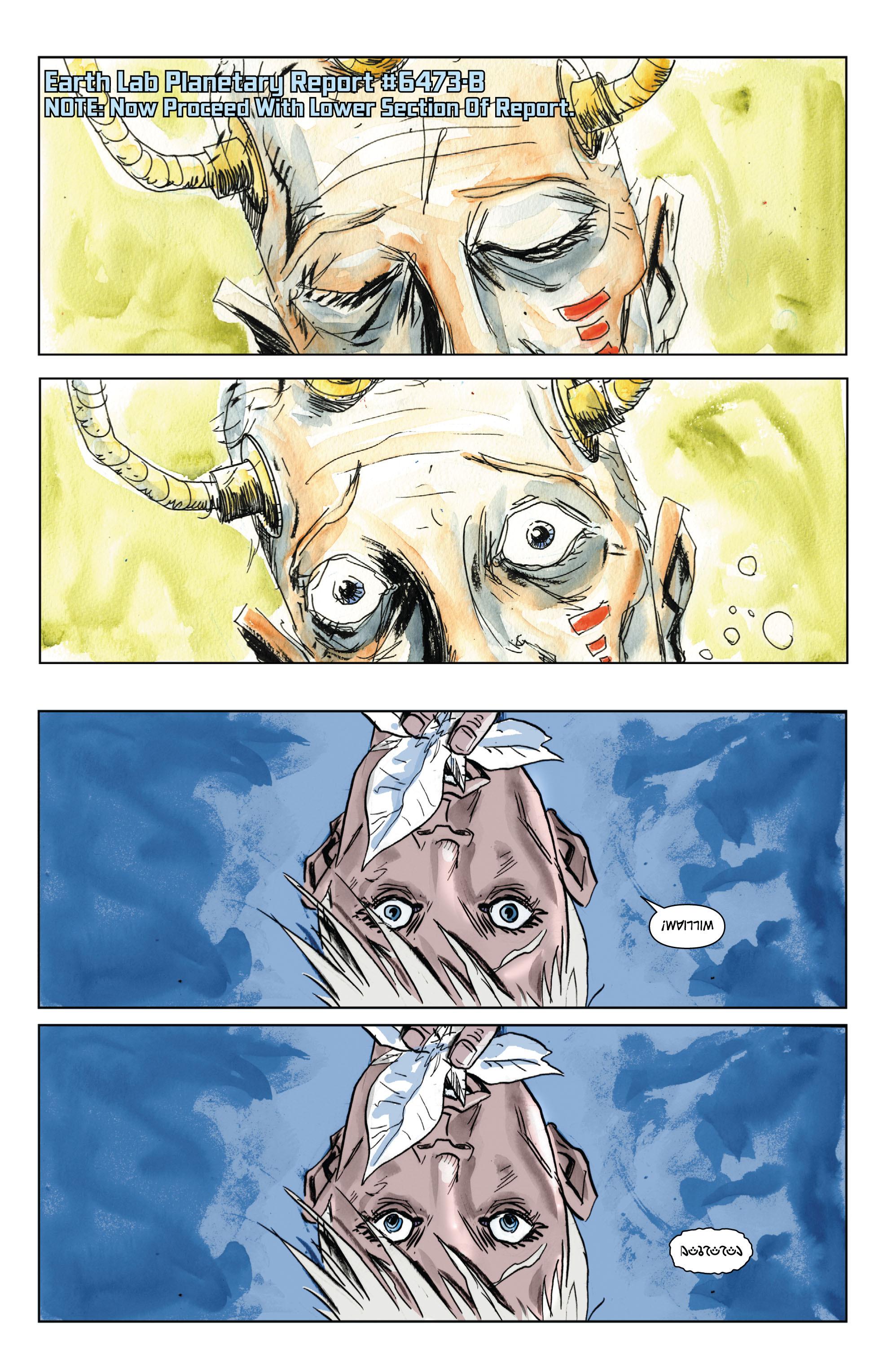 Read online Trillium comic -  Issue # TPB - 118