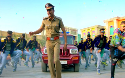 Jithu Jilladi Official Video Song | Theri | Vijay, Samantha, Amy Jackson | Atlee | G.V.Prakash Kumar