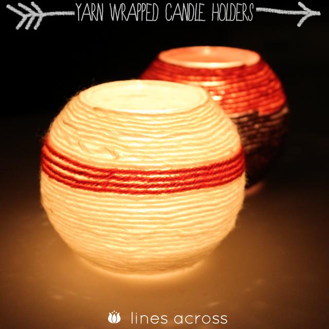 Creacion de Luminarias para Velas