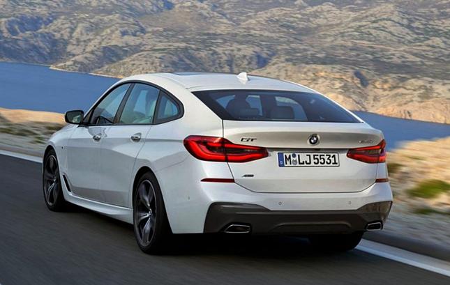 2018 BMW 640xi Gran Turismo Release Date US