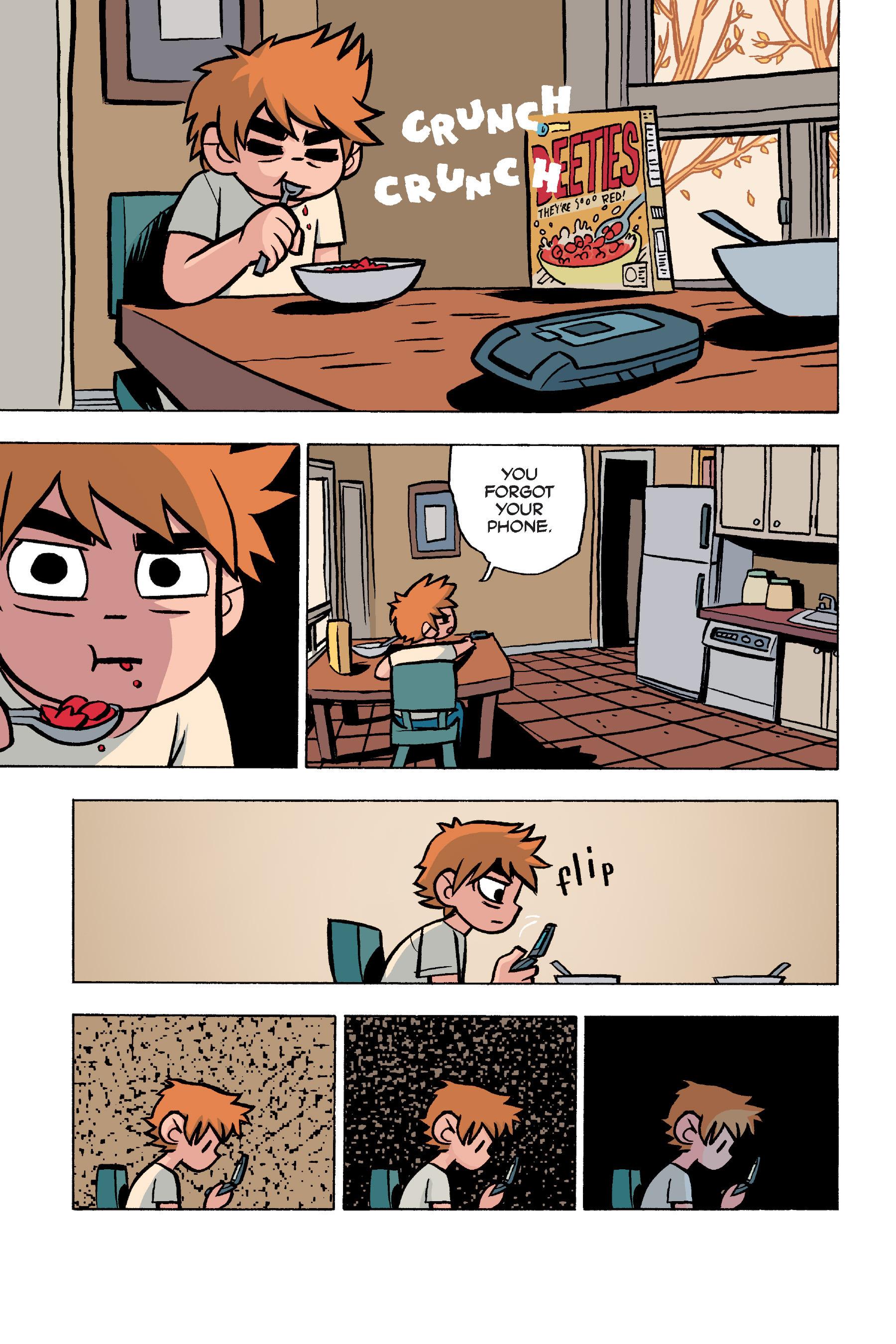 Read online Scott Pilgrim comic -  Issue #5 - 26