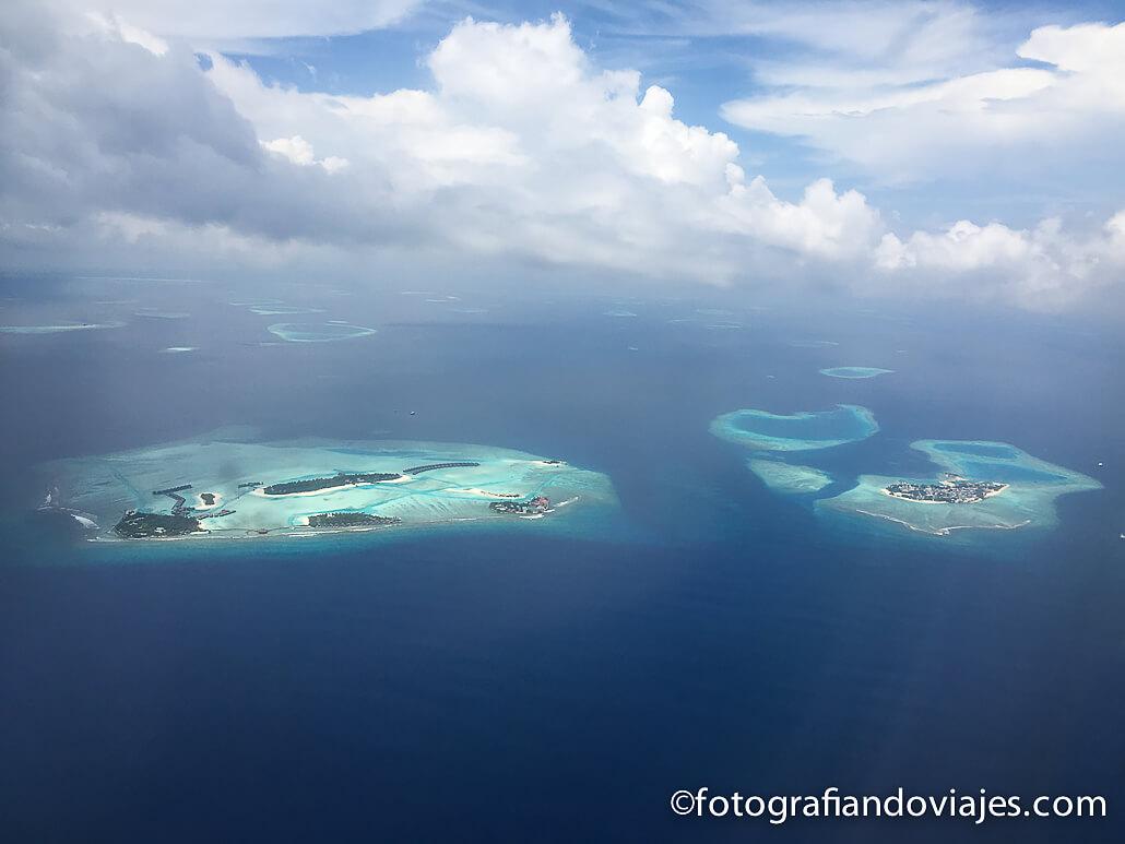 Buceo en Maldivas, ruta sur