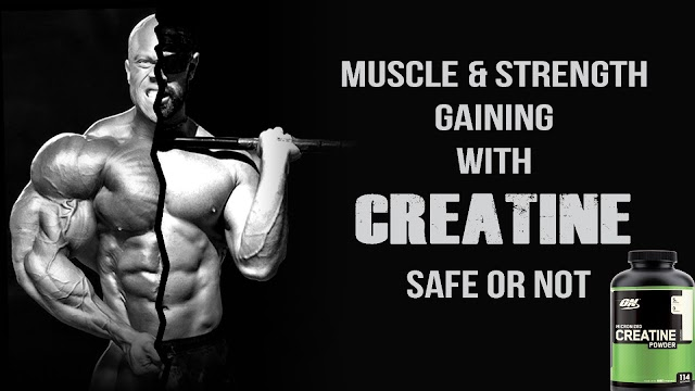 Know everything about Creatine