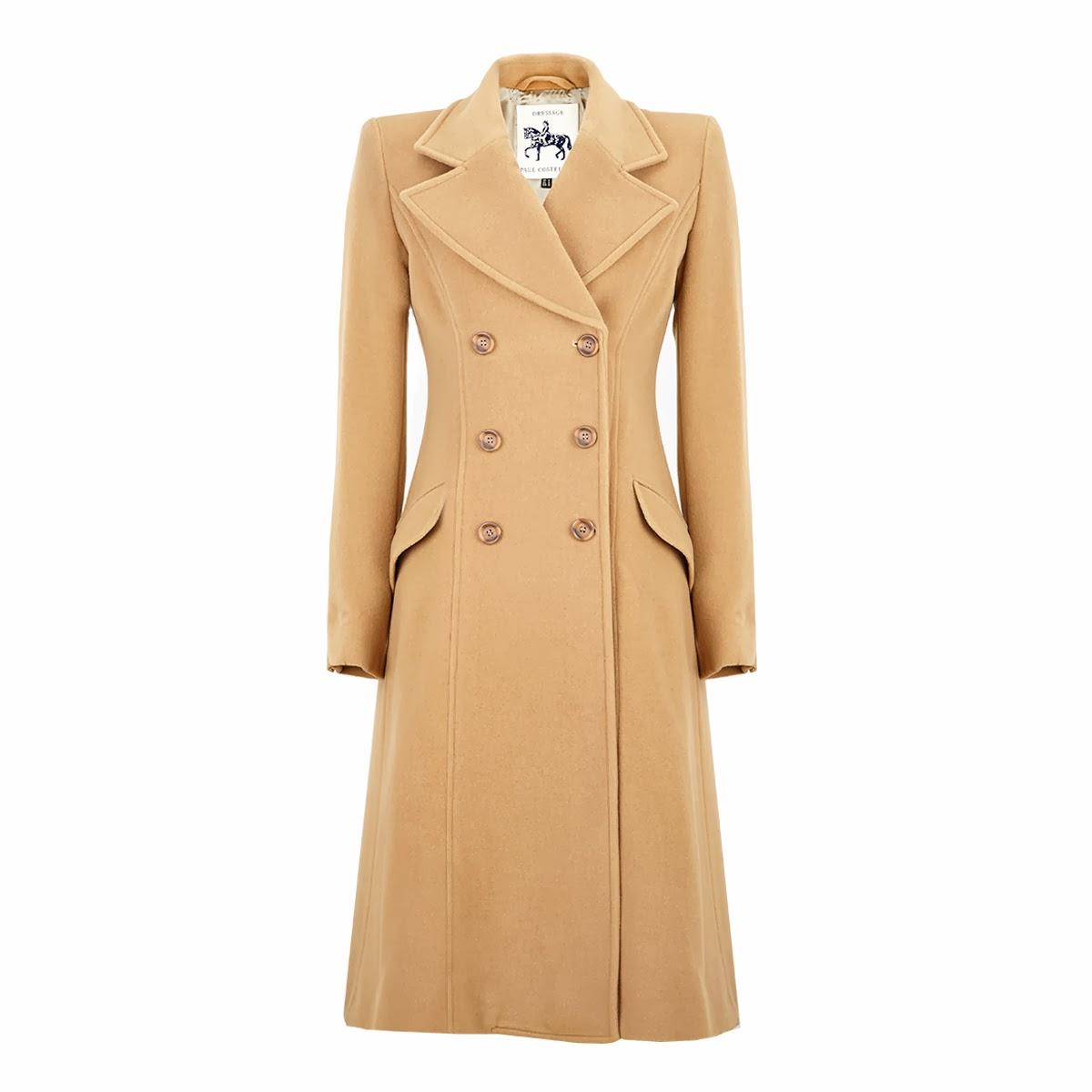 Sassiedoll Paul Costelloe Coat Collection For Arnotts 2013