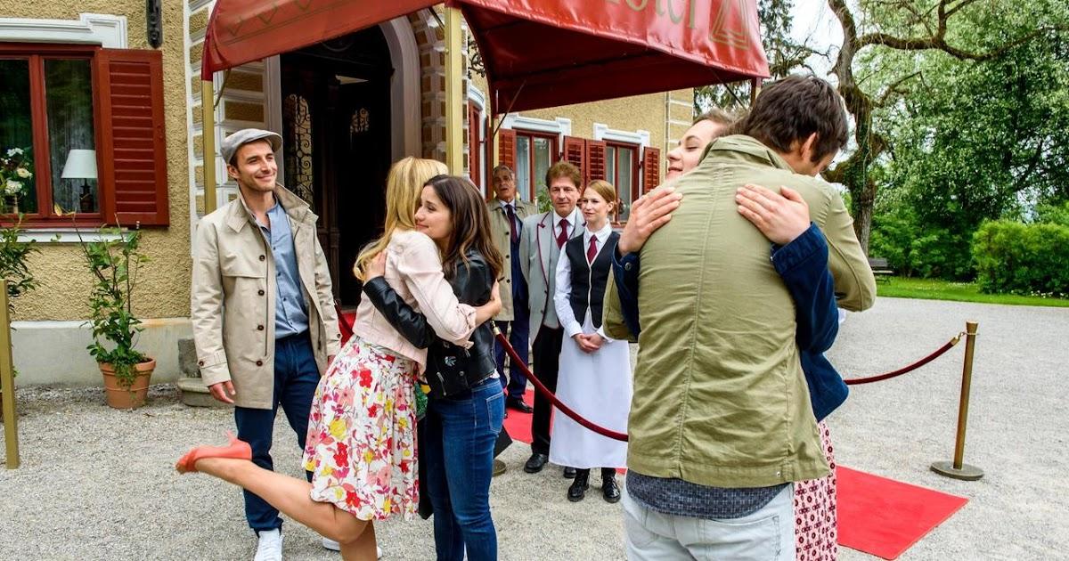 Tempesta D'Amore: Luisa e Sebastian lasciano il Furstenhof!