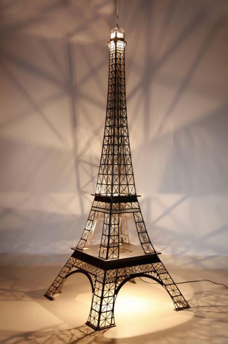 Grande r plique tour eiffel g ante - Les dimensions de la tour eiffel ...