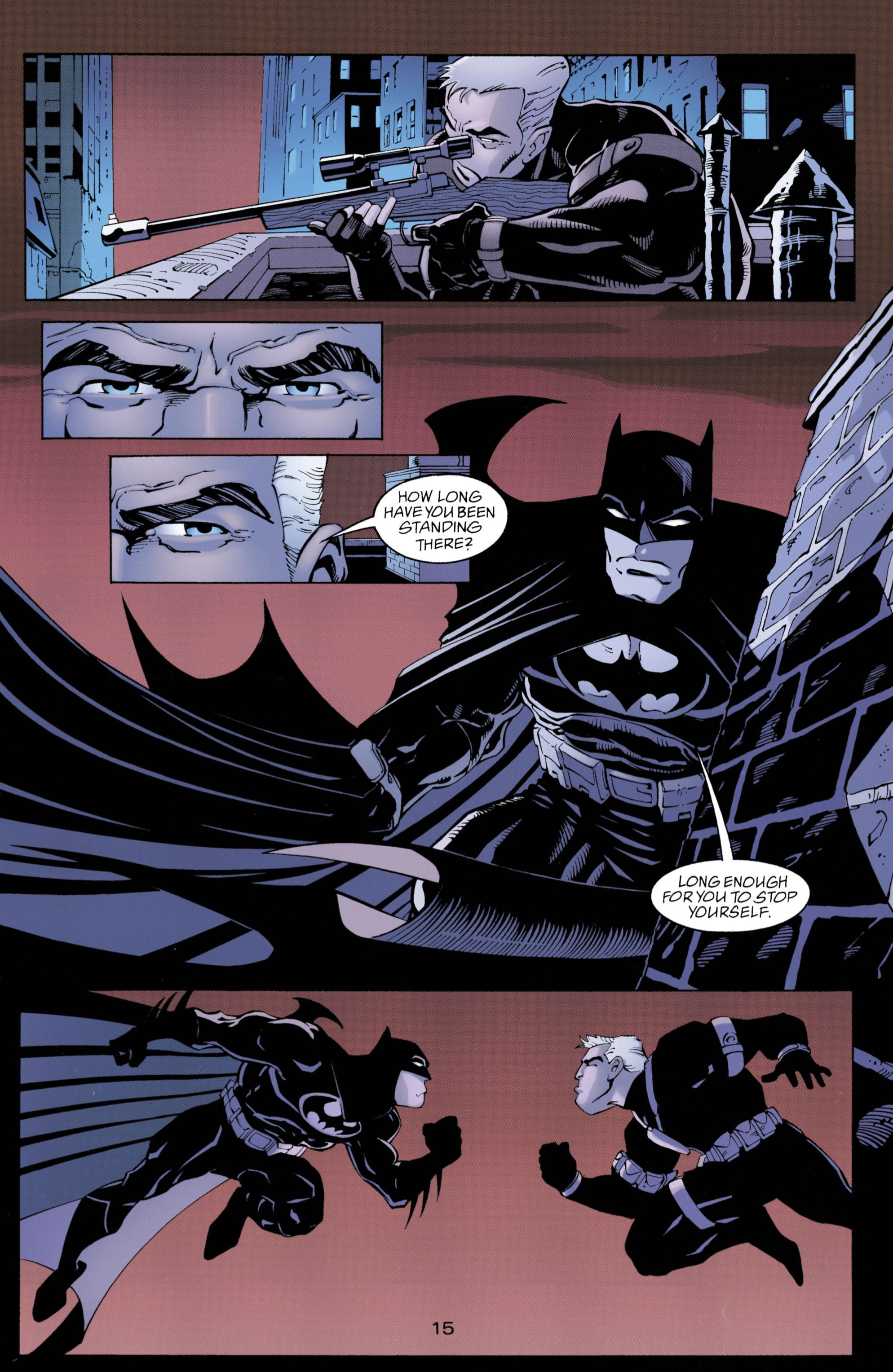 Detective Comics (1937) 734 Page 15