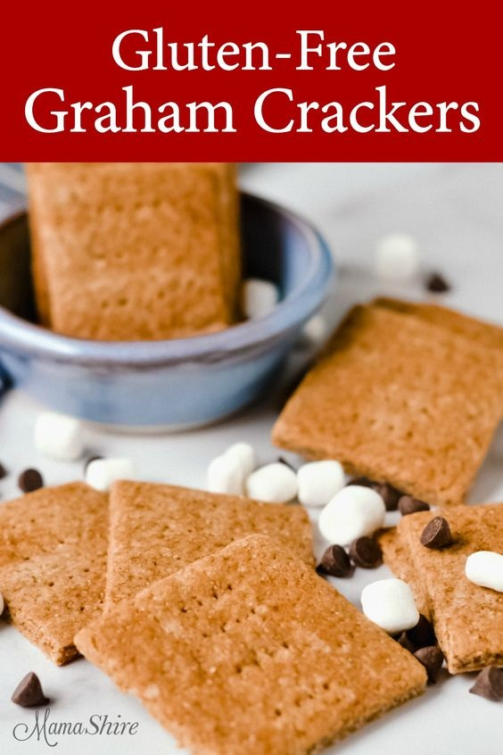 Homemade Gluten-Free Graham Cracker Recipe