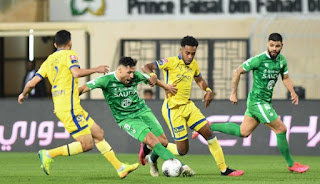موعد مباراة الفيصلي والنصر السبت 07-03-2020 ضمن الدوري السعودي والقنوات الناقلة