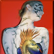Body Painting - Tattoos Pictures