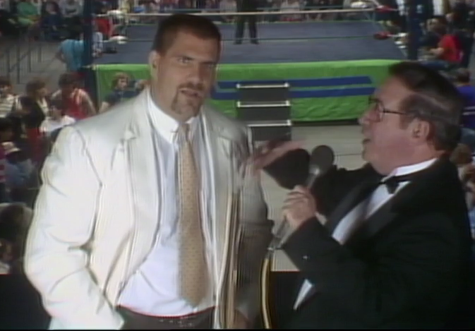 EVENT REVIEW: NWA Clash of the Champions 1 ~ Retro Pro Wrestling Reviews