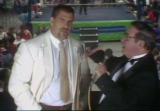 NWA CLASH OF THE CHAMPIONS 1 - 1988: Nikita Koloff revealed a new look at the show