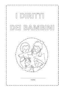 Download i diritti dei bambini da colorare disegni da for Maestra gemma diritti dei bambini