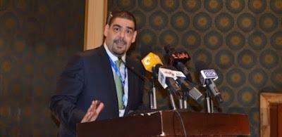 حسام فريد, مستشار وزير الصناعة والتجارة, استقالة,