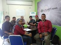 Pelantikan DPD AJO di Palembang