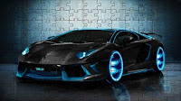TRON Lamborghini