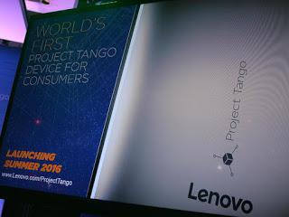 جوجل و لينوفو يتفقان على مشروع جديد لتطوير هاتف ذكي