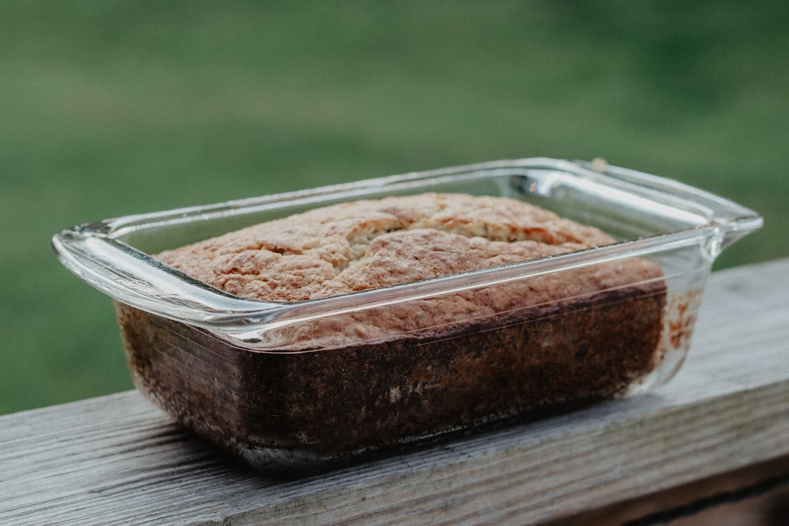 So today I thought I would share with you all something very dear to my heart--and my taste buds: my mom's homemade banana bread. This recipe is by far the ...