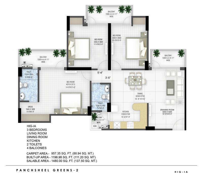 1480-sq.ft.-3bhk-floor-plan
