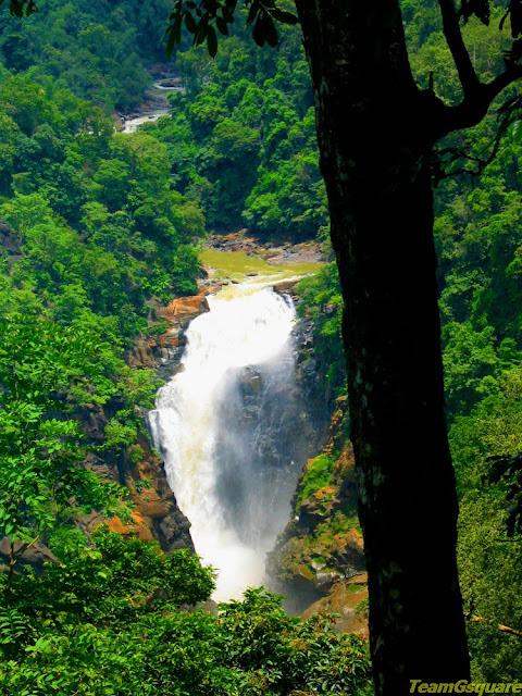 Shivaganga waterfalls, Sirsi, Uttara Kannada