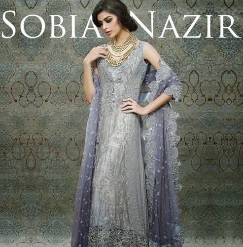 Sobia Nazir 2015-2016 - Bridal Collection