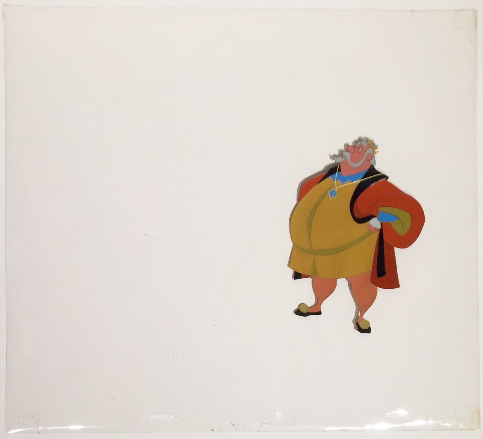 Animation Collection: Original Production Animation Cels of
