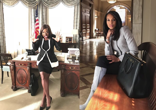 Annalise Keating & Olivia Pope to Share the Screen in 'Scandal' - 'How to Get Away with Murder' Crossover